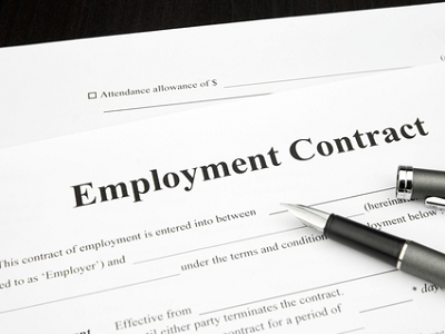 Employment contracts can start before employees begin work